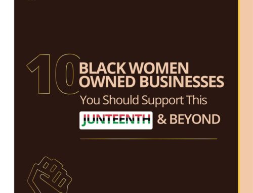 10 Black Women Owned Businesses You should Support this Juneteenth and Beyond